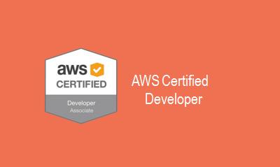 aws developer trainng