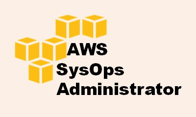 AWS SysOps Administrator Online Training