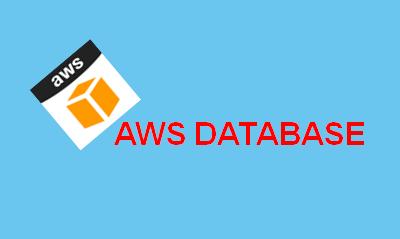 AWS Database Online Training