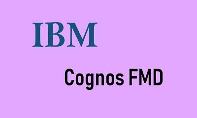 IBM Cognos FMD Online Training