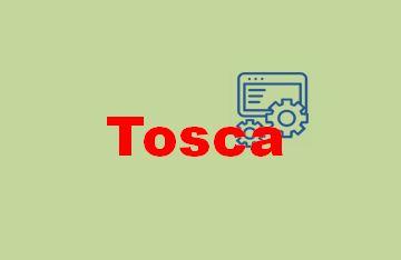 tosca online training